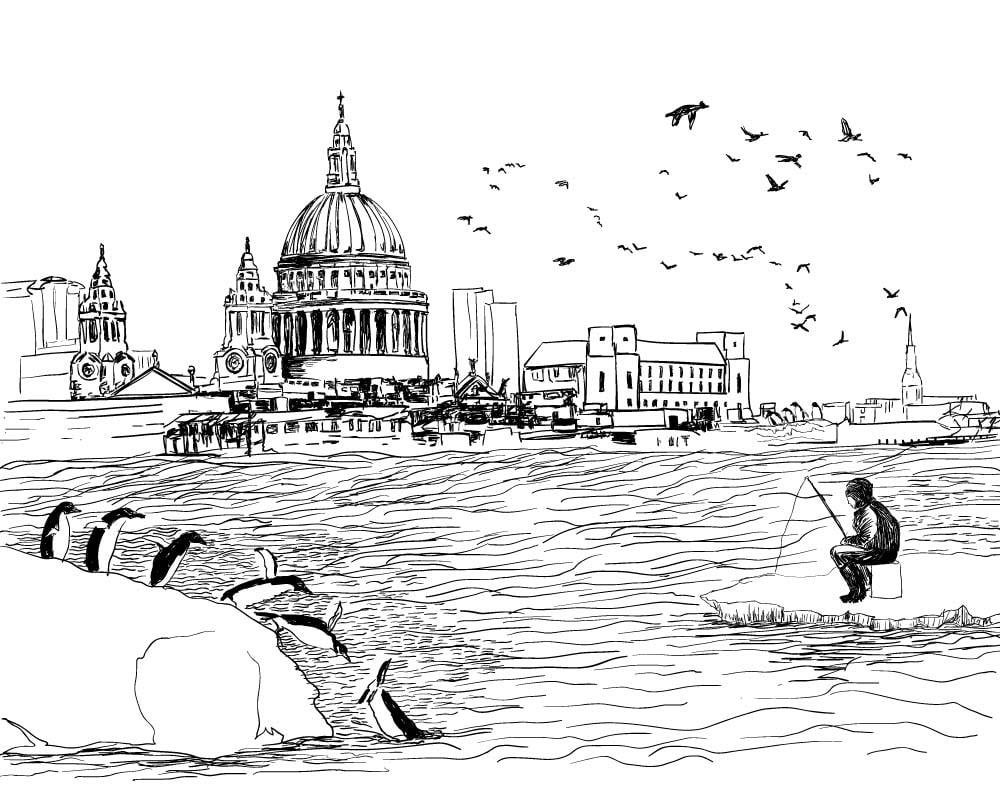 2 London in Ice